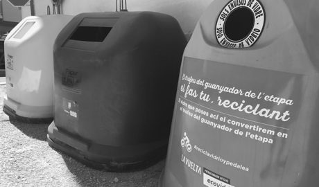 El reciclaje crece en Benitatxell con la municipalización del servicio de basura
