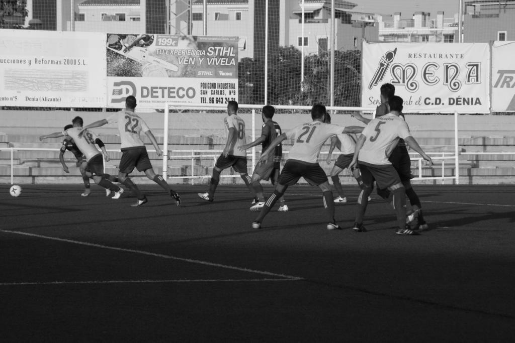 Primer partido, primera derrota para el CD Dénia ante L'Alcúdia, uno de los difíciles del grupo