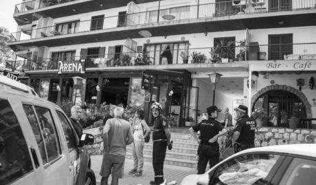Ciudadanos alerta de que en Dénia han de desalojarse más edificios porque amenazan ruina