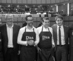 Máximo eco para el festival gastronómico D*NA