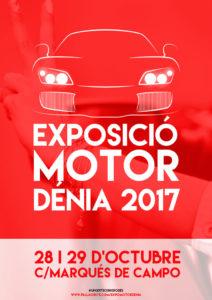 Expo Motor Dénia: Feria del Automóvil -Dénia- @ C/ Marqués de Campo, Dénia