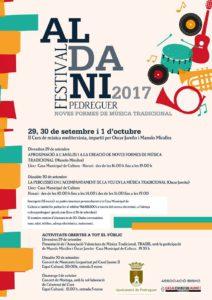Al Dani Festival: II Curs de Música Mediterrània impartit per Oscar Jareño i Manolo Miralles -Pedreguer- @ Casa Municipal de Cultura, Pedreguer