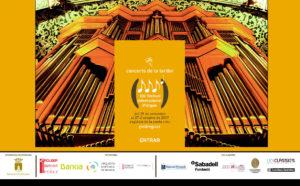 Concierto del Valencia Trumpet Soloists, Matthias Schlubeck y J.V Giner. XXI Festival Internacional d'Orgue -Pedreguer- @ Iglesia de la Santa Creu de Pedreguer