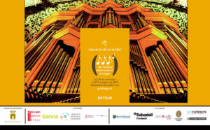 Concierto del Coro de La Rectoria, J.V. Giner y cuatro solistas vocales. XXI Festival Internacional d'Orgue -Pedreguer- @ Iglesia de la Santa Creu de Pedreguer