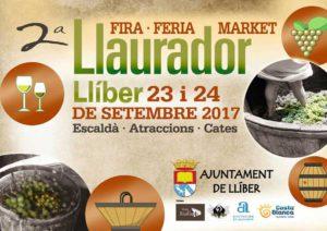 II Fira del Llaurador: estands, atracciones, escaldà y degustaciones -LLíber- @ Plaça Major, Llíber, Vall de Pop