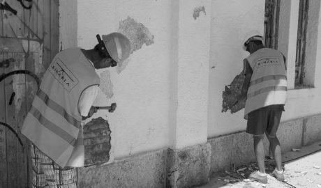 Discrepancias técnicas paralizan otra obra en Dénia: la rehabilitación de la lonja