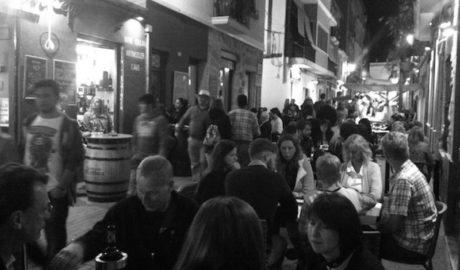 La ZAS que impide más bares y prevé semáforos contra el ruido en el Loreto entra en vigor al publicarse en el DOGV