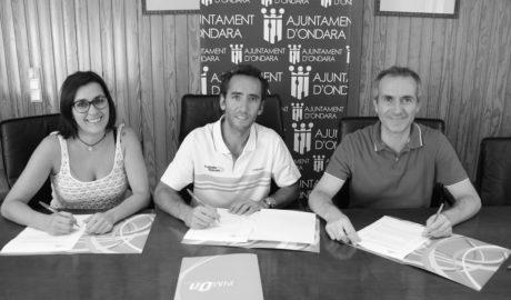 Ondara inclou el tenis en l'oferta d'escoles esportives municipals