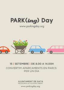 Park(ing)Day: presentació de les propostes de millora de la carretera de Jesús Pobre -Gata de Gorgos' @ terrassa del Centre Social, Gata de Gorgos