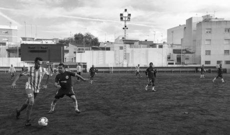 Los favoritos no fallan en la primera jornada de la Liga Comarcal de Fútbol de Veteranos