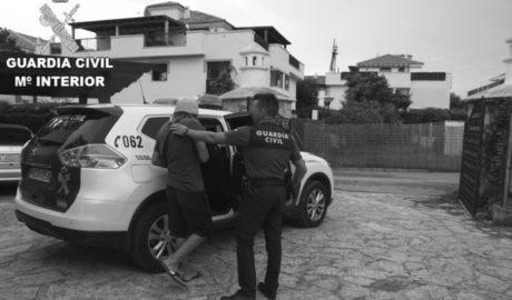 Detienen en Xàbia a un pedófilo que acosaba a menores por las redes
