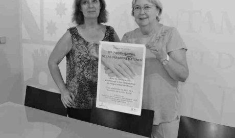 Dénia homenajea a una extrabajadora de la pansa de 99 años y a un exoperario del juguete de 98