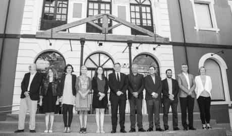 El Consell bendice la capitalidad gastronómica de Dénia celebrando en la ciudad su pleno semanal
