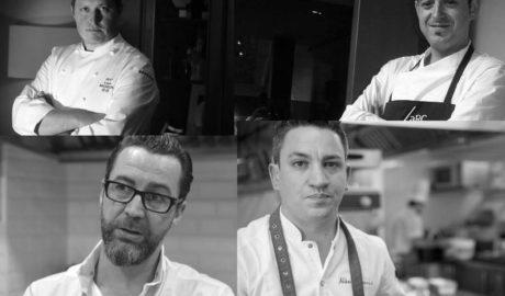 Los veinte chefs con 15 estrellas Michelín que desembarcarán en Dénia