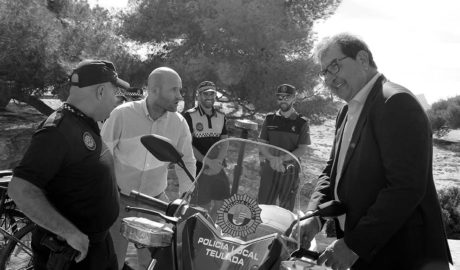 La campaña estival de seguridad redujo en Teulada un 30% los delitos este verano