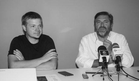 Sergi Contrí inicia en Dénia la gira de presentación de su nuevo disco