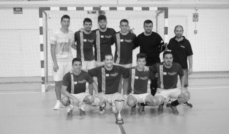 Bodegas Aguilar gana el torneo de verano de ACYDMA
