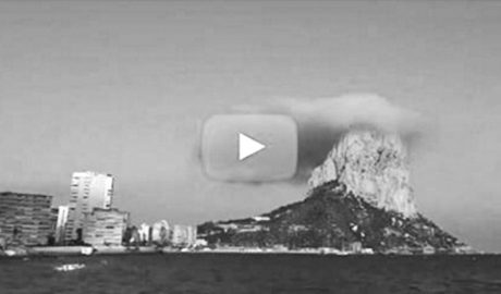 [VÍDEO] El Penyal d'Ifac, fábrica de nubes