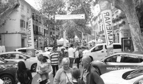 [GALERIA] Expo Motor Dénia: un gran concessionari en el carrer Marqués de Campo