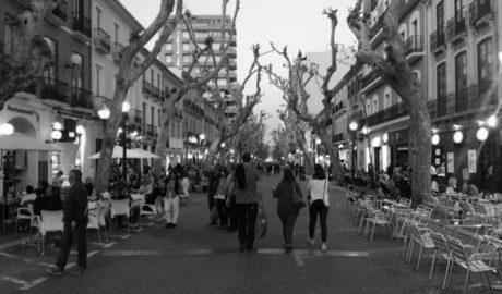 Un estudio municipal aboga por peatonalizar Marqués de Campo y asegura que apenas afectará al tráfico