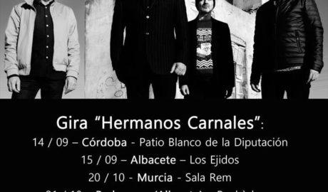 Rock: Surfin' Bichos presentan 'Hermanos Carnales' + concierto de Mox Nox y Heatwaves -Pedreguer-