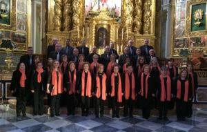 Concierto del Orfeó de Xàbia y la Coral S.M. Alboraya -Xàbia- @ Iglesia de Sant Bartolomé