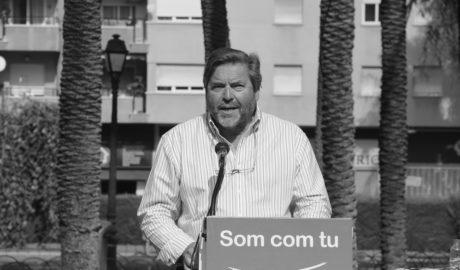 """[9d'Octubre] Compromís Dénia le exige a Puig y Oltra la sanidad pública y le dice a Grimalt que """"no somos comparsas de nadie"""""""