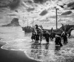 [LA FOTO] Cuarenta años de Moros y Cristianos en Calp con esta impresionante imagen