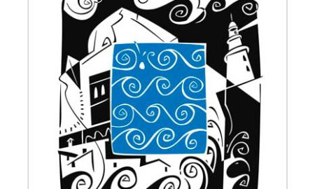 Presentació de la nova novel·la de Pepa Guardiola 'La memòria de les ones' -Xàbia-