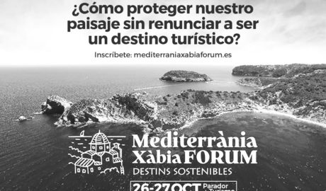 La guía para seguir la gran cita del turismo sostenible en Xàbia