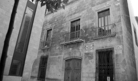 El Museu presenta un recull de fotos en blanc i negre de la Xàbia de principis de segle XX