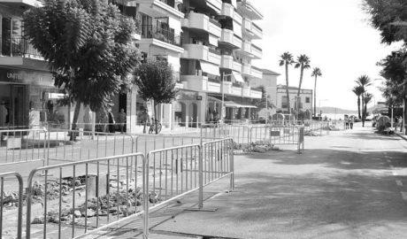 La nueva avenida Lepanto de Xàbia tendrá más plazas de aparcamiento