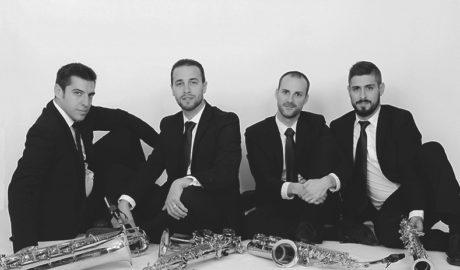 """Héctor Andrés: """"Tocar en l'Auditori és genial i fer-ho amb els meus companys de quartet és un honor"""""""