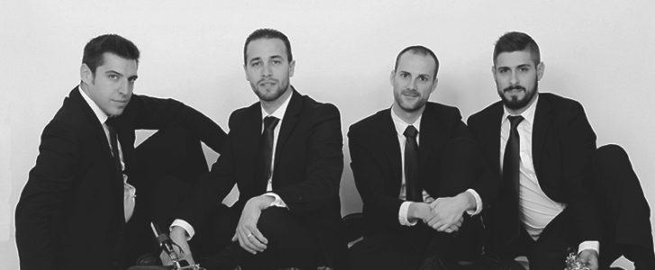 Héctor Andrés: «Tocar en el Auditori es genial y hacerlo con mis compañeros de cuarteto es un honor»