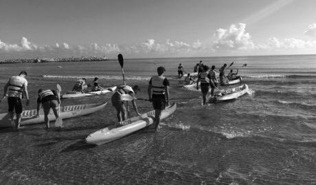 Comienzan las salidas deportivas del TCAF y ADAFE del IES Chabàs de Dénia