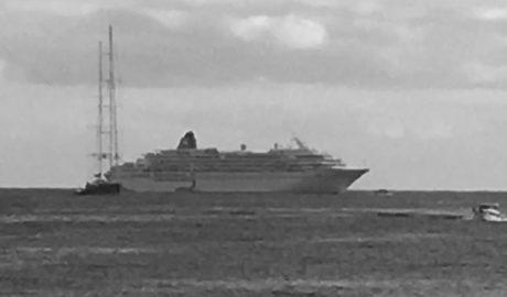 Dénia repite como destino de cruceros