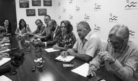 """Patronal, Federació de Veïns y oposición prevén una """"catarata de demandas"""" de indemnización contra el Plan General de Dénia"""