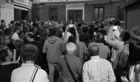 """Pedreguer condena """"enérgicamente"""" el uso """"desproporcionado e indiscriminado"""" de la fuerza durante el referéndum catalán"""