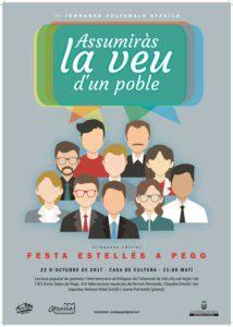 V Festa Estellés: lectura popular de poemes  -Pego- @ Casa de Cultura de Pego
