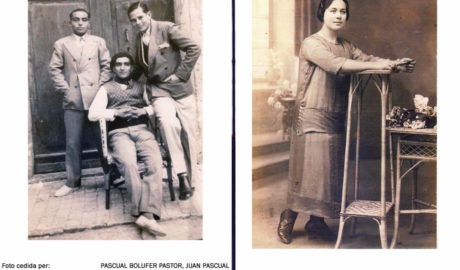 [9 d'octubre] Cien fotografías de la vida cotidiana de Benitatxell antes de la Guerra Civil