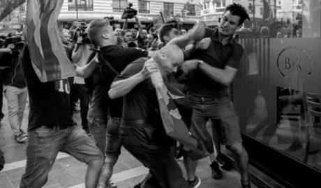 Benissa condena los ataques fascistas del 9 d'Octubre en València
