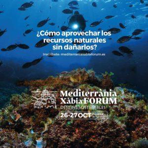 Mediterrania Xàbia Forum: Foro sobre turismo y destinos sostenibles -Xàbia- @ Parador de Xàbia