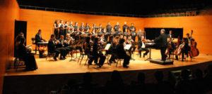 Concert de l'Orquestra Barroca de la Marina Alta: 'Les quatre estacions' de Vivaldi -Pedreguer- @ Espai Cultural de Pedreguer