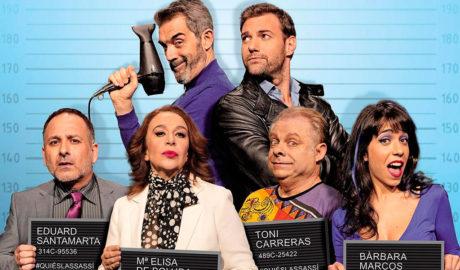 Teatre: 'Pels pèls (la comèdia més vista de la història)' una producció d' Olympia Metropolitana i L'Om imprebis -Dénia-
