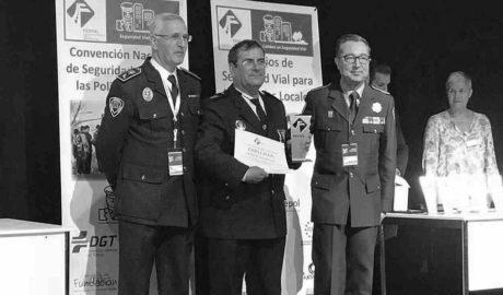 Premian el programa de educación vial de la Policía Local de Dénia