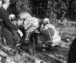 Un joven de Ondara herido en El Verger en el segundo accidente de moto en unas horas en la comarca