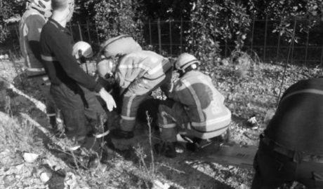 Un jove d'Ondara ferit al Verger en el segon accident de moto en unes hores en la comarca
