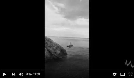 [VÍDEO] Hospitalizado un niño de 12 años tras caer de 15 metros de alto en la senda de la Cova Tallada