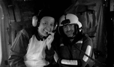 [VÍDEO] Rescatada con vida tras más de 7 horas una regatista de 44 años que cayó de una embarcación en Dénia