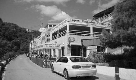 Un restaurante de Xàbia, el mejor sin gluten de la Comunitat